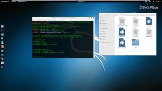 Wordlist Creation with CUPP (Mr. Robot) (HD)