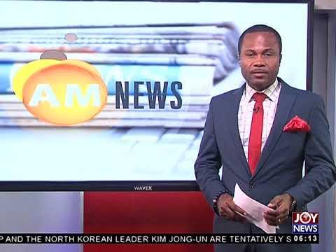 Anas' Expose - AM News on JoyNews (6-6-18)