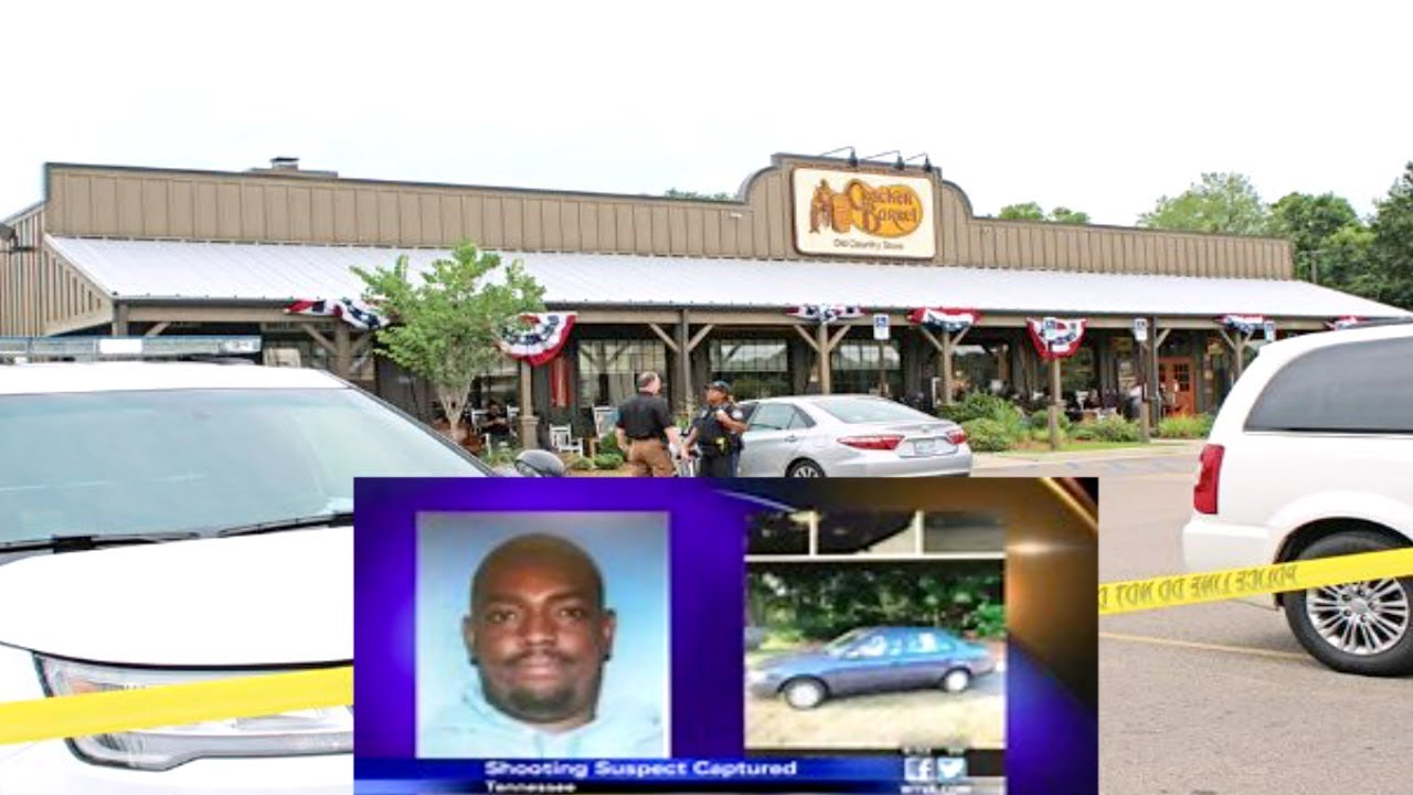 Mississippi Man Shoots Cracker Barrel Manager After Argument With Girlfriend.