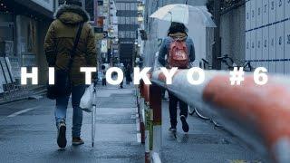 HI TOKYO #6 | CAT CAFE & SQUARE ENIX STORE ARTNIA | SHINJUKU