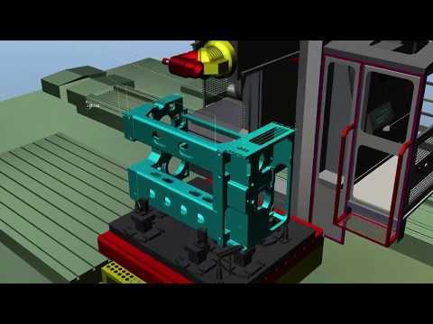 Симуляция обработки с помощью Eureka Virtual Machining