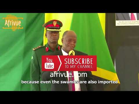 PRESIDENT MAGUFULI OF TANZANIA EXPOSE COVID19 TEST KITS FOR BEING FAULTY, AND INACCURATE! WATCH WHY PRESIDENT JOHN MAGUFULI EXPOSE COVID19 TEST KITS FOR BEING FAULTY, AND INACCURATE | Africa Now Visit: Afrivue.com., From YouTubeVideos