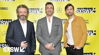 Neil Gaiman, Michael Sheen, David Tennant, Jon Ham...