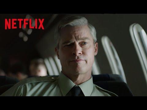 Brad Pitt llega en mayo a Netflix con War Machine