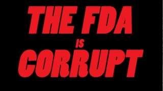FOOD AND DRUG ADMINISTRATION IS CORRUPT (SSRI DRUGS)