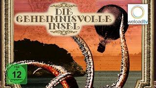 Die geheimnisvolle Insel [HD] - Jules Verne Neuverfilmung (Abenteuerfilm | deutsch)