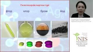 Уральск NIS Онлайн Урок Химия 04.12.2015г.