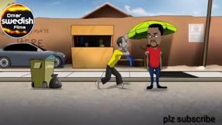 Karikatür Af Somali Qosolka Aduunka