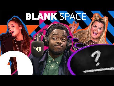 """Michael B. Jordan... fit!"": Daniel Kaluuya plays BLANK SPACE"