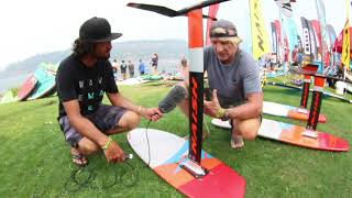 2019 Naish Foil Product Preview