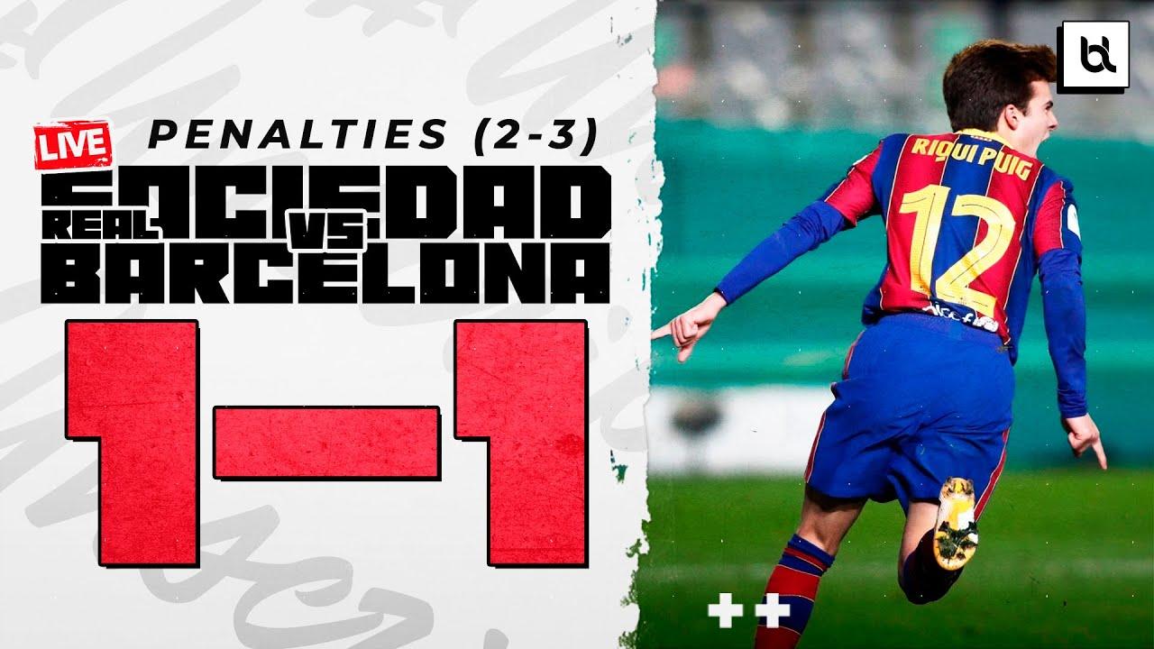Real Sociedad vs. Barcelona - Football Match Report - January 13 ...