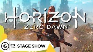 Stage Demo: Horizon: Zero Dawn - E3 2015