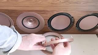 KEF R11 loudspeaker Deep Unboxing