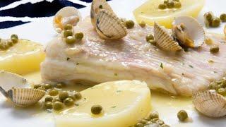Receta de raya en salsa verde – Karlos Arguiñano