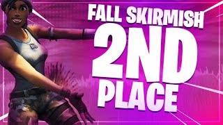 I Randomly got invited to Fall Skirmish - And got second place