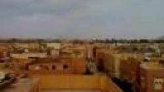 Sand Storm Sahara Desert Morocco 1