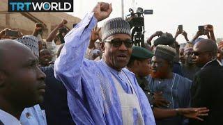 Nigeria's incumbent president wins second term in office | Money Talks