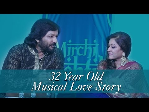 32 Year Old Musical Love Story | Roopkumar Rathod & Sunali Rathod with RJ Sangy | Radio Mirchi