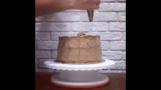 Видео урок по сборке торта