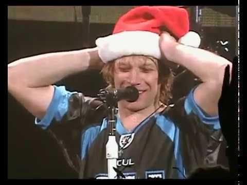 Bon Jovi - I Wish Everyday Could Be Like Christmas  (Live) (AI) mp3