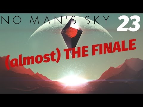 No Man's Sky - Let's Play #23 - The Beginning of the End