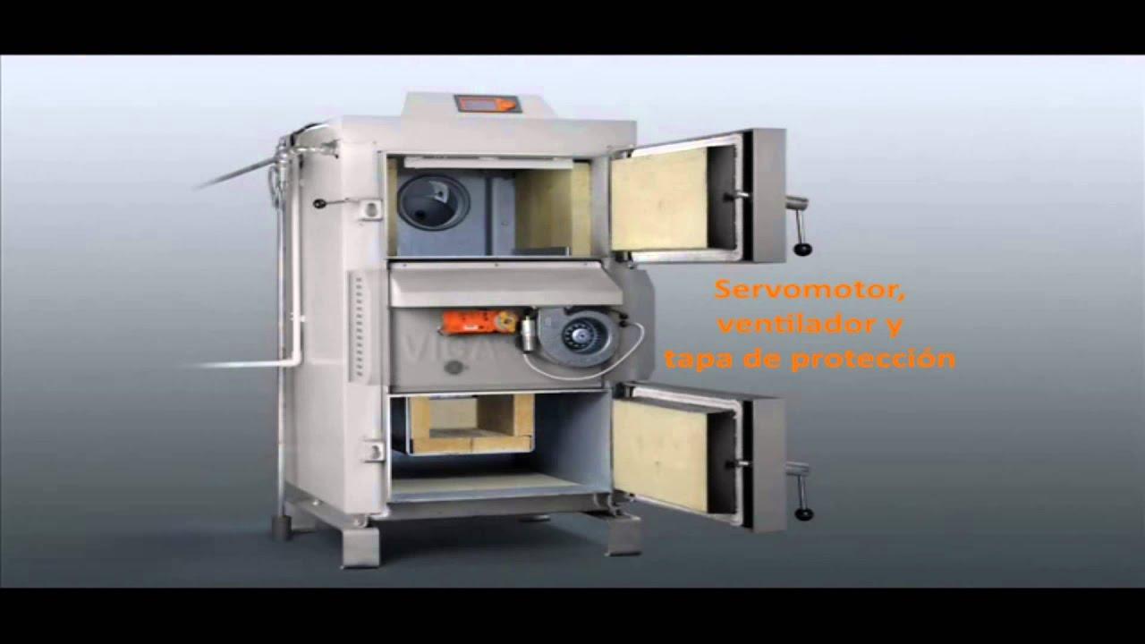Calderas de le a vigas instalaci n y funcionamiento for Calderas calefaccion lena alto rendimiento
