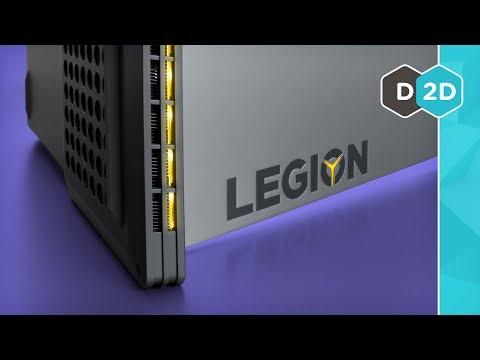 Legion Y740 Gaming Laptop Review