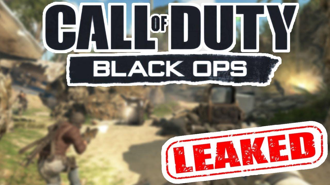 MASSIVE COD 2020 LEAKS! Call of Duty Black Ops Cold War ...
