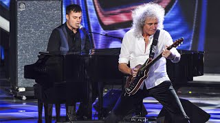 Marc Martel & Queen Extravaganza on American Idol - Somebody to Love (2012)
