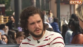 Kit Harington Answers Fan Questions: Will Jon Snow Rescue Sansa Stark?
