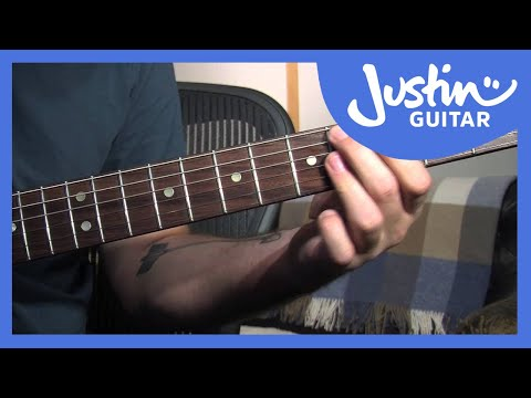 How To Play Turnarounds - Blues Rhythm Guitar Lessons [BL-209]