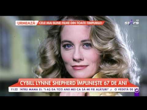 Celebra actriţă şi cântăreaţă americană, Cybill Lynne Shepherd, împlineşte 67 de ani!