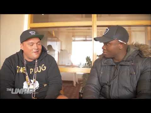 Roadman Shaq attempts to say the word 'Vertical'