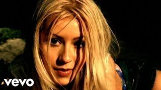 Christina Aguilera - Genie In A Bottle / Remix