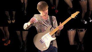 Guitarra rítmica Funky - Ejercicio de guitarra - guitarra6.es