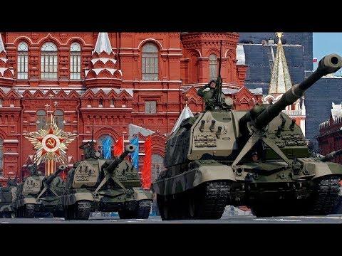 Москва. Парад Победы на Красной площади 9 мая 2018. Прямая трансляция - Ржачные видео приколы
