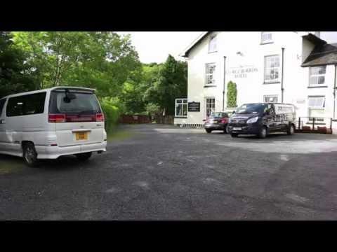 George Borrow Hotel Aberystwyth Mid Wales motorbike friendly