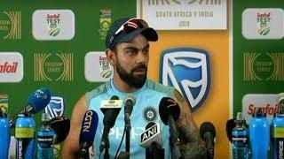 Virat Kohli ने पत्रकारों को लगाई लताड़ |  कहा - हम वही एक महीने पहले वाली टीम | 5-1 series win |