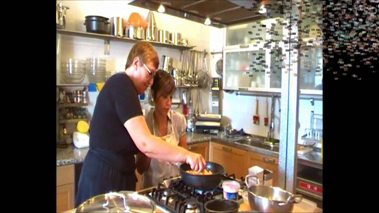 Chef per caso scuola di cucina corsi per imparare a for Cucina arredi genova