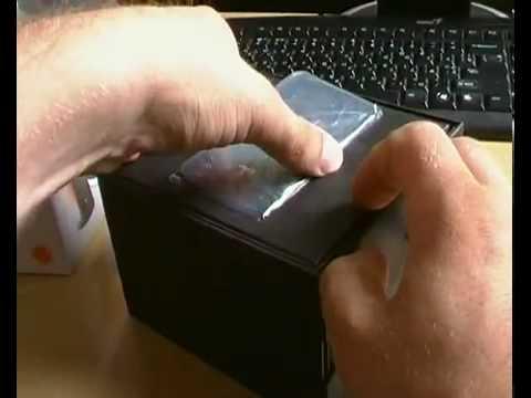 Распаковка комплекта поставки Acer be Touch E101