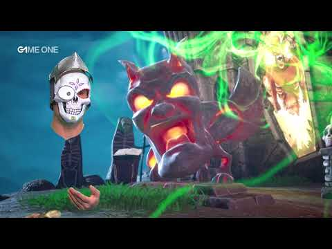 Level One - MediEvil