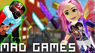 ROBLOX: MAD GAMES - EL TONTOWEBOH!