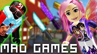 ROBLOX: MAD GAMES - EL TONTOWEBOH!