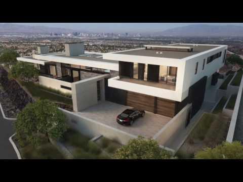 ASCAYA - The New Era of Luxury Homes & Desert Contemporary Design