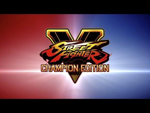 Street Fighter V получил версию Champion Edition