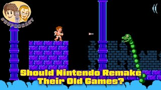 Should Nintendo Remake Their Old Games?