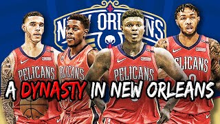 A Pelicans DYNASTY with Zion Williamson? 2019 NBA Draft Rebuild w/ NBA 2K19