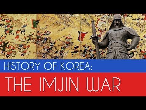 The Japanese Invasion of Korea (1592): Every Day
