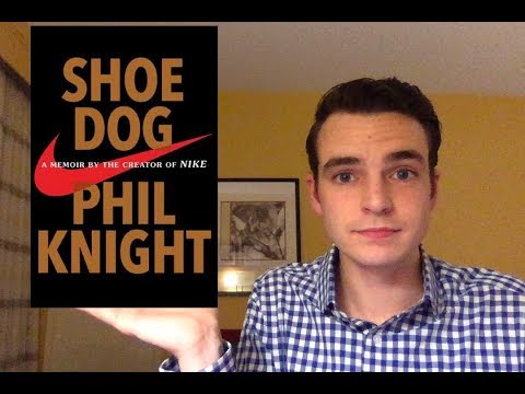 Shoe Dog Review (March Book Club)