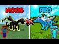 Minecraft NOOB Vs PRO DIAMOND DRAGON In Minecraft mp3